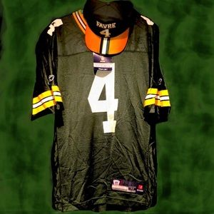 NWT Bundle RBK NFL Favre Jersey and cap(nwot)combo